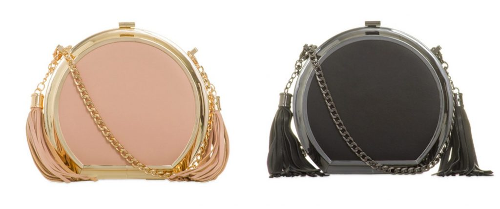 Stacie Bag in two colours for National Handbag Day