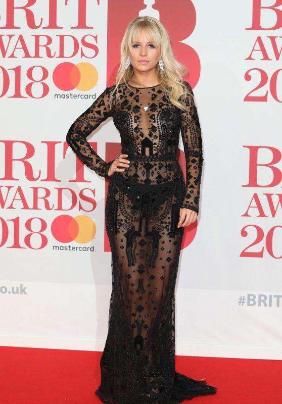 Brit awards 2018 best dressed - Lottie Moss